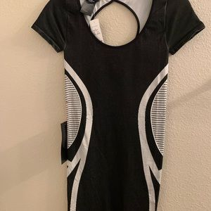 NWT Bebe Fitted dress